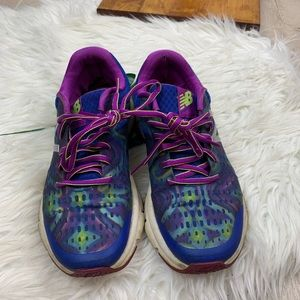 New Balance Running Multicolored Sneakers Shoes